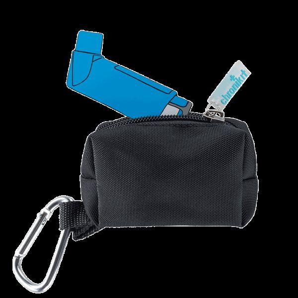 chronikit Spaybag Schutzhülle für Inhalator Reliever
