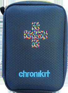 chronikit Tasche für Asthmamedikamente