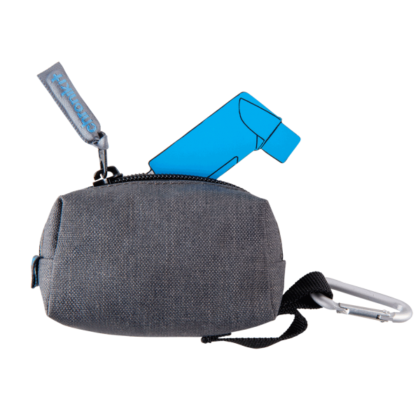 "Spraybag "" melange iron"" powered by VAUDE"