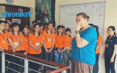 Ein Besuch in der Fertigung bei VAUDE in Vietnam